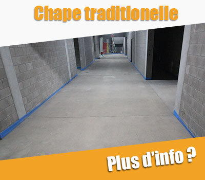 chape traditionnelle charleroi